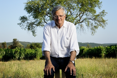 In explaining the success of his wines Gilles always put forward team work ethic and the total dedication of each team member to his tasks. Gilles knows like no other producer in Southern France how to use new oak and age wine.