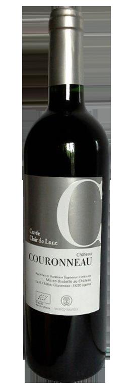 Château Couronneau - Bordeaux Supérieur Claire de Lune シャトー・クロノ ボルドー スぺリユール クレール・ド・リュンヌ