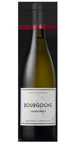 Decelle - Villa Bourgogne Chardonnay ドゥセル - ヴィラ ブルゴーニュ シャルドネ