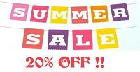 Summer Sales ~ 20% Off ! Languedoc Set