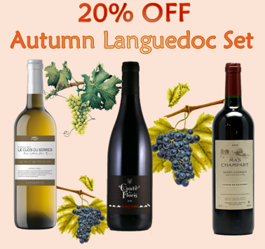 Autumn Languedoc Set