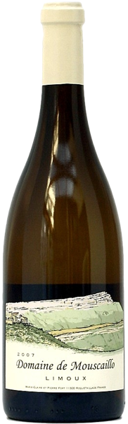 Mouscaillo Limoux blanc (ムスカイヨ リムー ブラン)