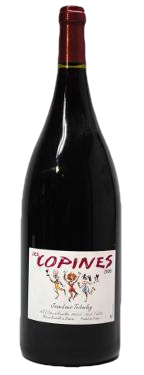 Tribouley Cotes du Roussillon Copines トリブレ コートデュルシヨン コピヌ